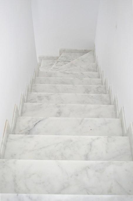 Suelo de marmol blanco suelo marmol blanco macael xx for Como pulir marmol blanco
